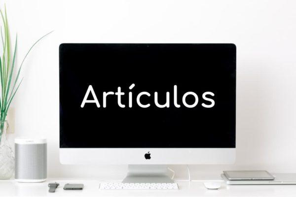 artículos para web